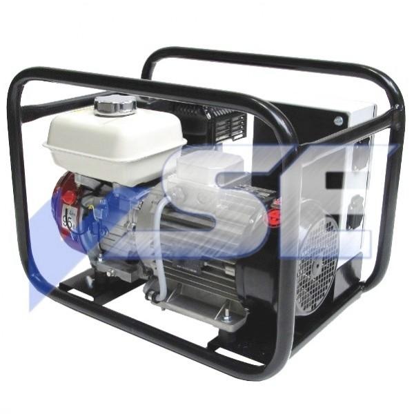 EUROPOWER Stromerzeuger EP 3500 3,5 kVA IP 54