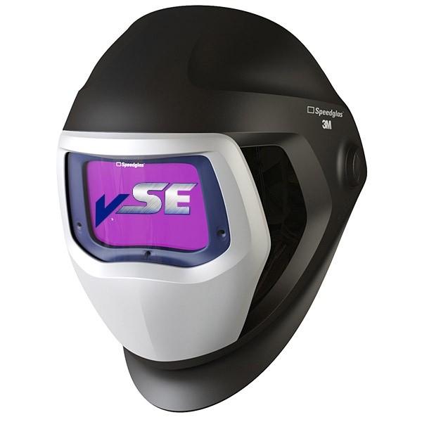 3M Speedglas 9100 Automatikschweißmaske 9100V, 9100X, 9100XX