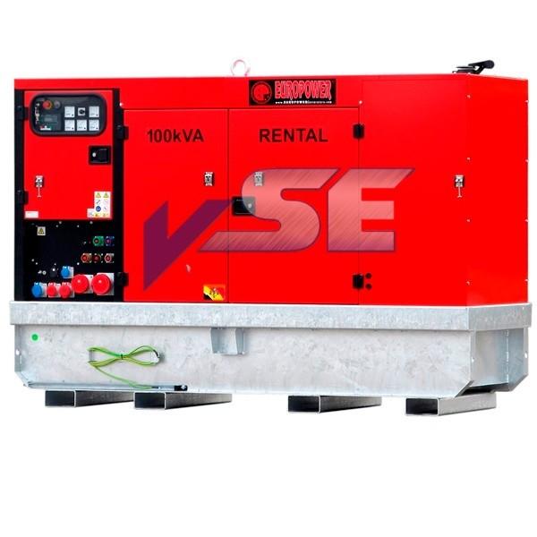 EUROPOWER Stromerzeuger EPSR 100 TDE 100kVA