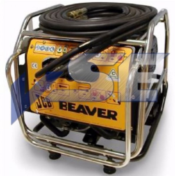 JCB Hydraulik Power Pack Beaver