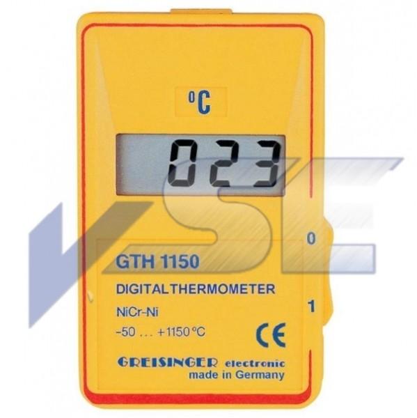 Greisinger Temperaturmessgerät GTH 1150 C