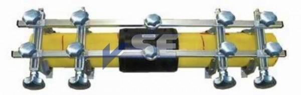 VSE Rohrhalteklemme 4-fach, 75-160 mm