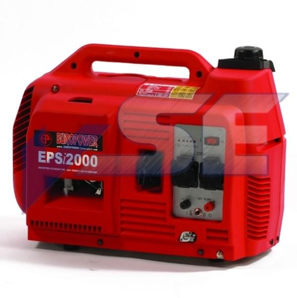 EUROPOWER Stromerzeuger 1,7kVA1 EPSI 2000