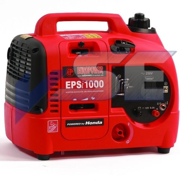 EUROPOWER Stromerzeuger EPSI 1000 1,0kVA