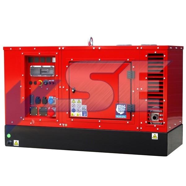 EUROPOWER Stromerzeuger EPS 9 TDE 9,0 kVA