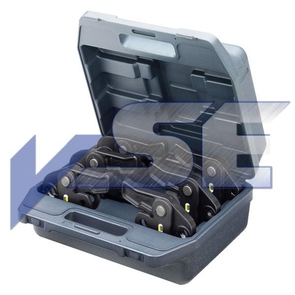 Viega Pressbackensortiment im Koffer 12 - 35mm Modell 2299.6