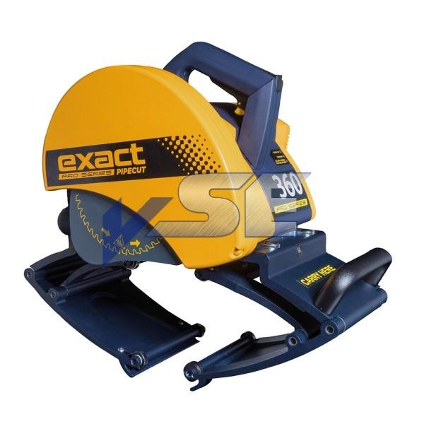 EXACT Rohrsäge Typ 360 PRO SERIES
