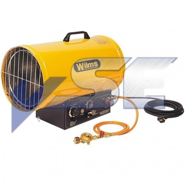Wilms Gas - Elektro - Kombiheizer 14 - 25 kW Typ GHE 26 TH