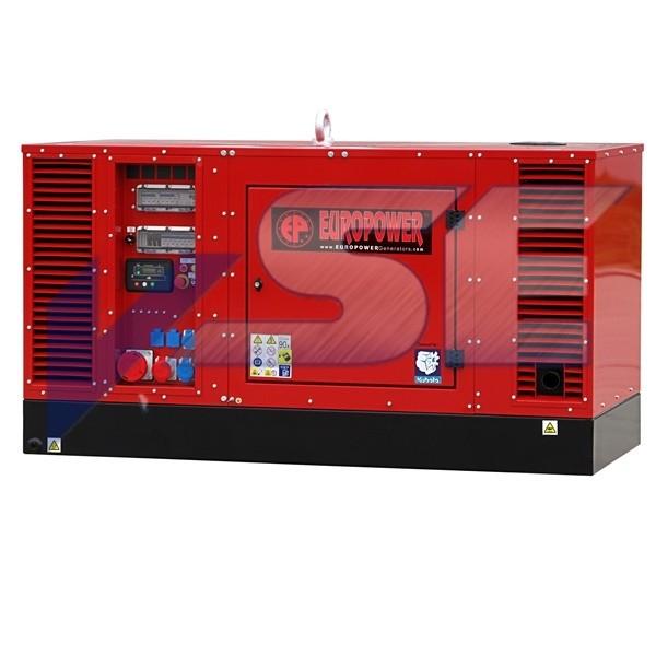 EUROPOWER Stromerzeuger EPS 44 TDE 44,0 kVA