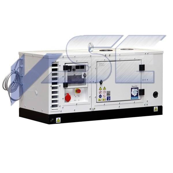 EUROPOWER Stromerzeuger NEW BOY EPS 133 TDE 13,5 kVA