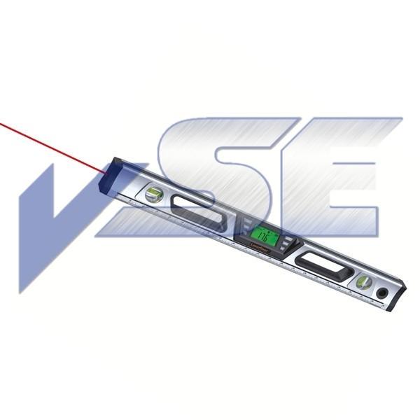 Laserliner DigiLevel Pro 60 - Wasserwaage mit Laser und Neigungsmesser
