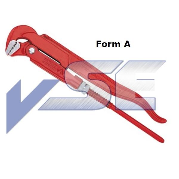Rohrzange DIN 5234 Form A