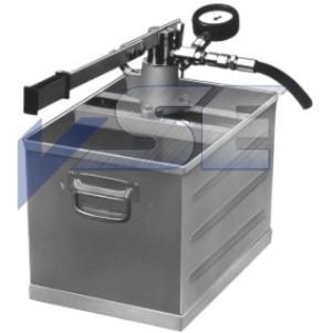 ROSTEX mechanische Doppelkolben Prüfpumpe D50/100/200/320