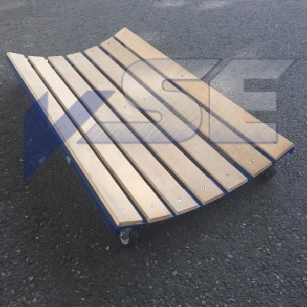 Pipeline Skateboard Rollbrett