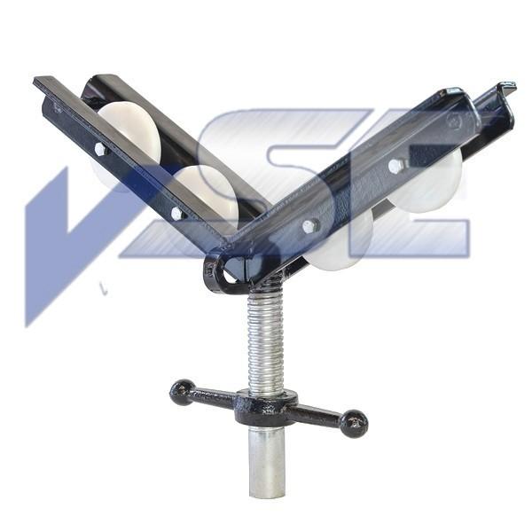 VSE Kunststoffrollen (Satz) für großer V-Kopf NWH 400