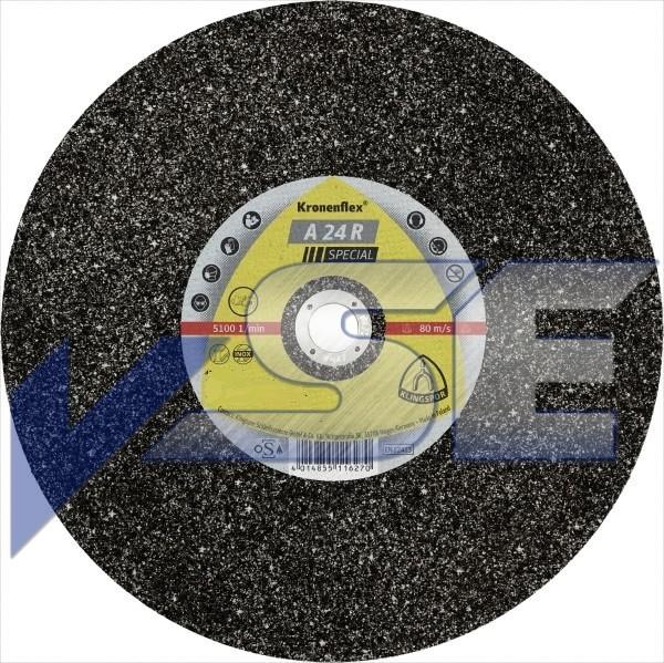 Klingspor Großtrennscheiben A 24 R Special 350x4,0x22,23mm gerade