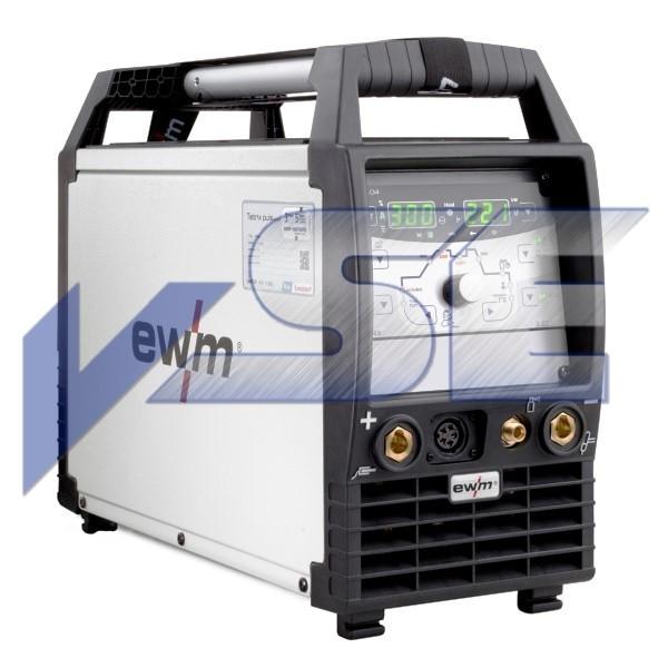 EWM WIG Schweißinverter Tetrix 300 AC/DC Smart 2.0 puls 8P TM