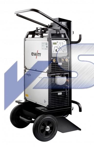 EWM WIG Schweißinverter Picotig 200 AC/DC puls 5P TG SET
