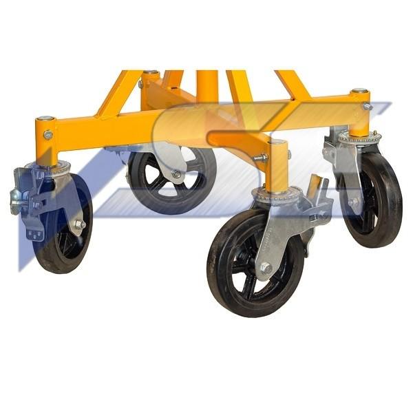 VSE Rädersatz für Quattro Stand RWK 400