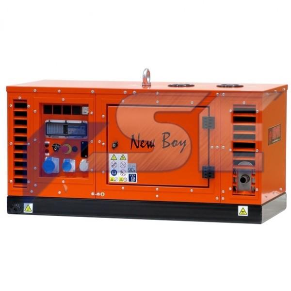 EUROPOWER Stromerzeuger NEW BOY EPS 103 DE 10,0 kVA