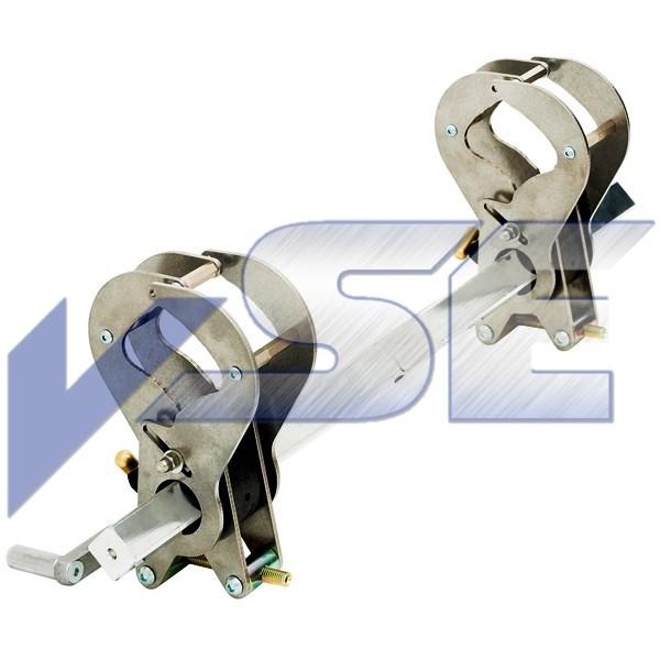 Caldertech Joint master Universal-Positioniervorrichtung starr 63 - 180mm 2 way