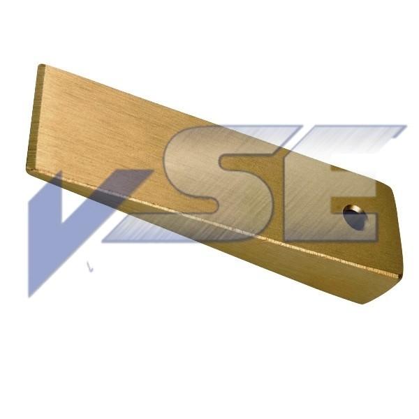 Endres Funkenfreies Werkzeug Keil mit Loch 100 x 30 x 15mm