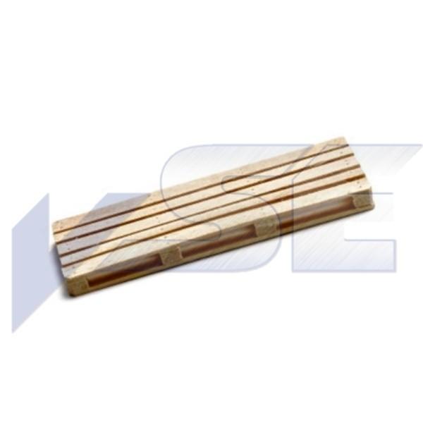 Lattenrost aus Holz speziell für Fallnahtschweisser