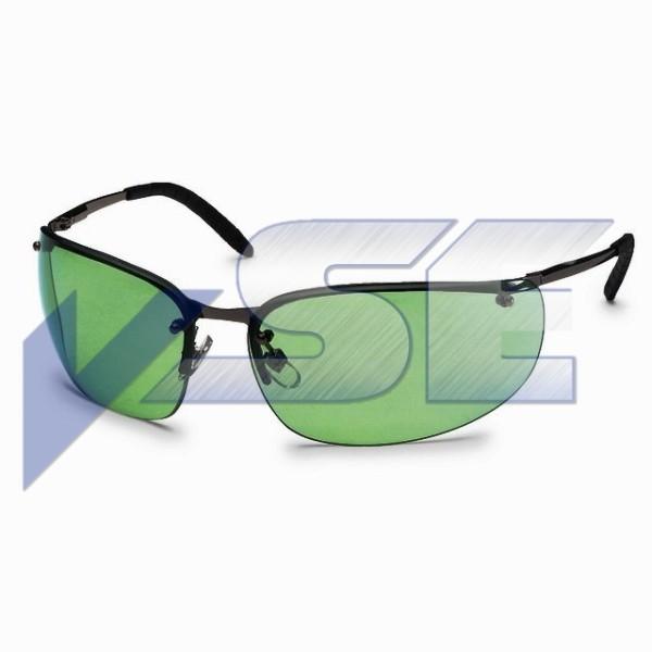 UVEX Schutzbrille Winner - Grün