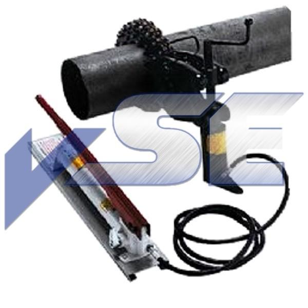 Hydraulischer Rohrknacker mittelschwere Ausführung DN100 - DN 300