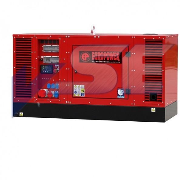 EUROPOWER Stromerzeuger EPS 34 TDE 33,0 kVA