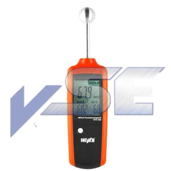 HEYLO Feuchtemessgerät HFM 200