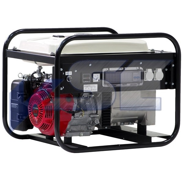 EUROPOWER Stromerzeuger EP 6000-25 6,0 kVA
