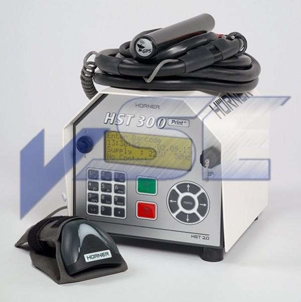 Hürner HST 300 Print + GPS Heizwendelschweißgeräte