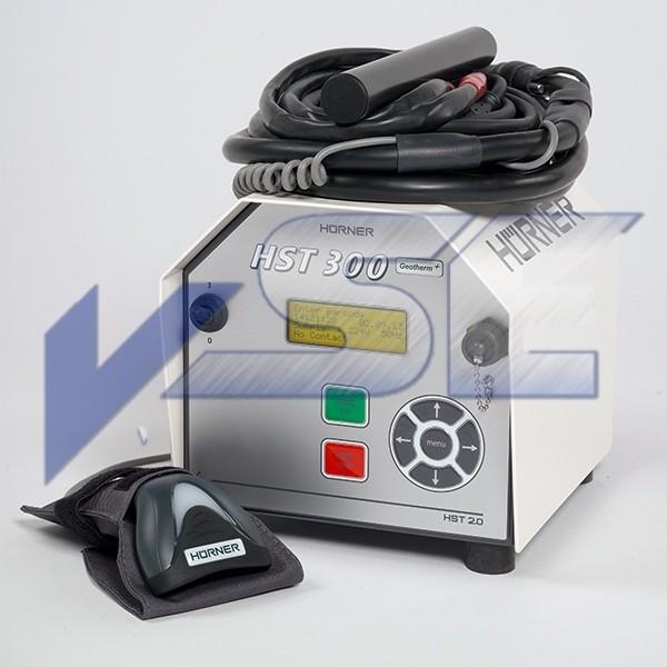 Hürner HST 300 Geotherm +Heizwendelschweißgerät