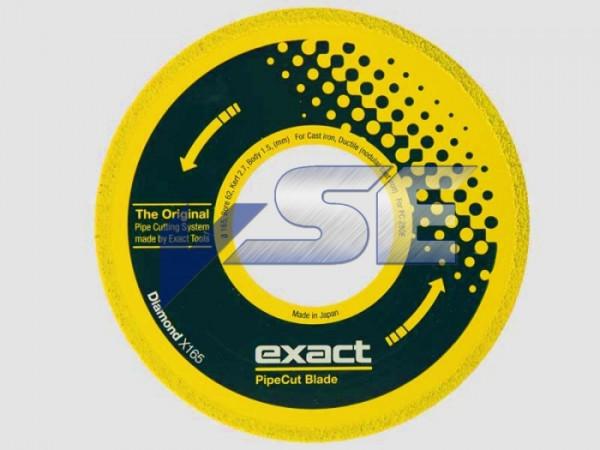 EXACT Sägeblatt DIAMOND X165