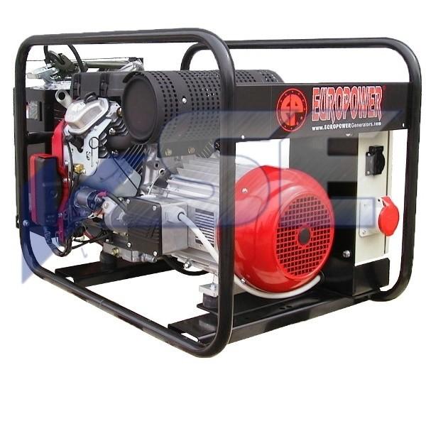 EUROPOWER Stromerzeuger EP 12000TE 12,5 kVA IP54