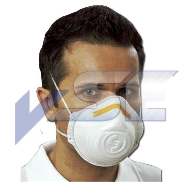 EKASTU Feinstaubfilter-Maske Atemschutzmaske Mandil FFP1 411110