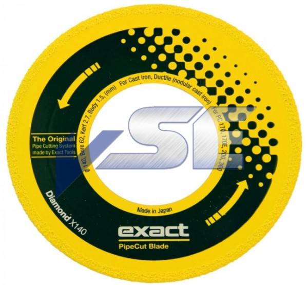 EXACT Sägeblatt DIAMOND X140