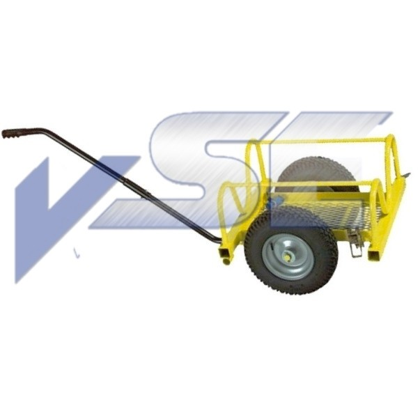 VSE Rohrtransportwagen Pipe Buggy Cricket