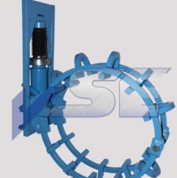 RAZ Rohraussenzentrierung hydraulisch Schwer mit Zylinder