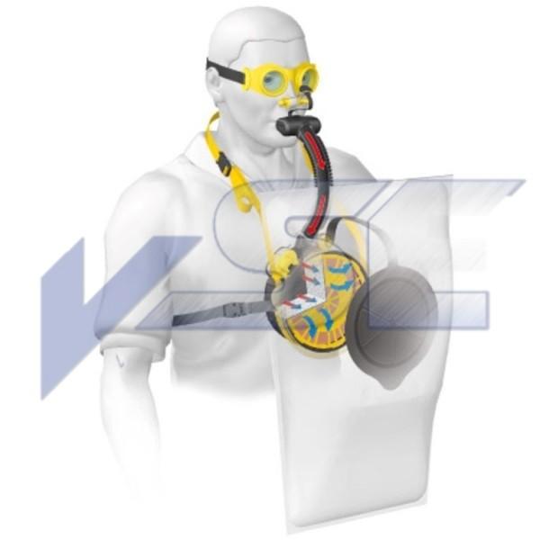 Dräger Oxy 3000 - Sauerstoffselbstretter