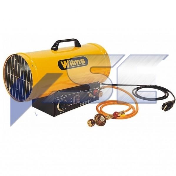 Wilms Gas - Elektro-Heizer 7-14 kW Typ GHE 15 M Duotherm