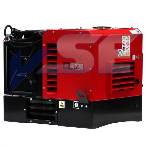 EUROPOWER Stromerzeuger EPG 12000 TE 12 kVA