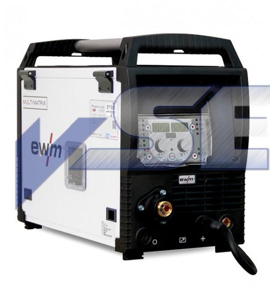 EWM MIG/MAG Inverterschweißgerät Phoenix 355 Progress puls HP MM TKM