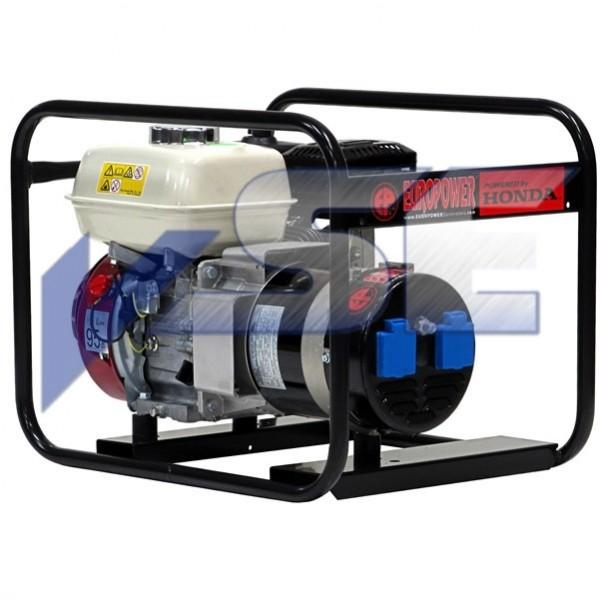 EUROPOWER Stromerzeuger EP 3300 3,0 kVA