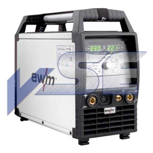 EWM WIG Schweißinverter Tetrix 230 Smart 2.0 puls 5P TM