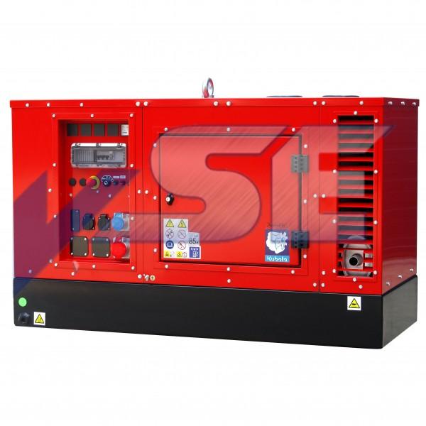 EUROPOWER Stromerzeuger EPS 14 TDE 14,0 kVA