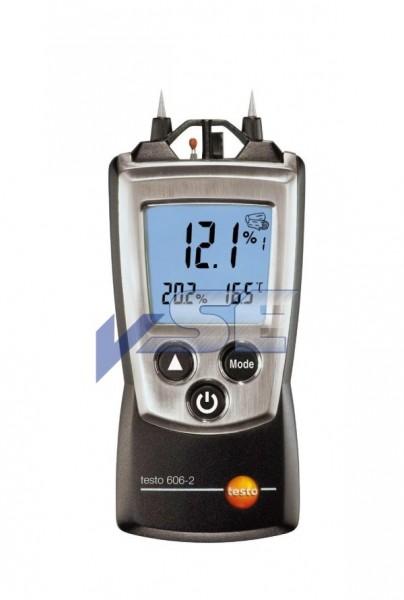testo 606-2 Feuchtemessgerät für Luft- und Materialfeuchte