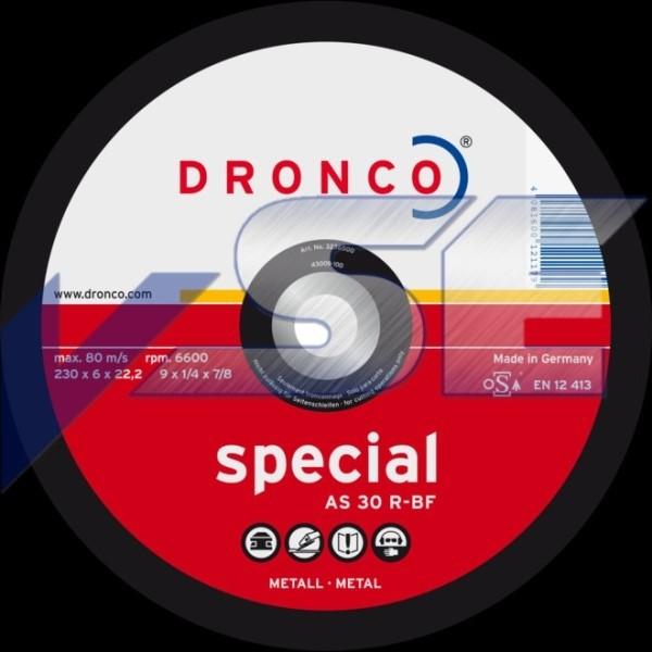 Dronco Schruppscheibe AS 30 R