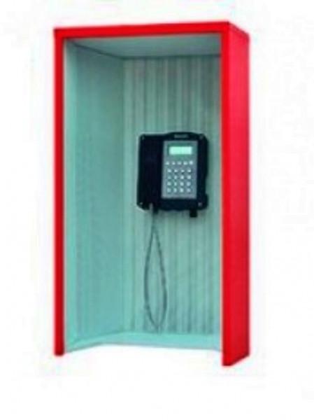 Telefon-Schallschutzhauben Mod. 404, Kunststoff